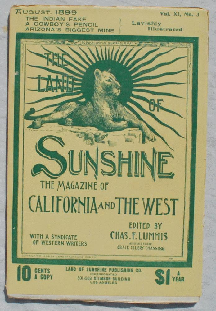 Image for The Land of Sunshine: The Magazine of California and the West.