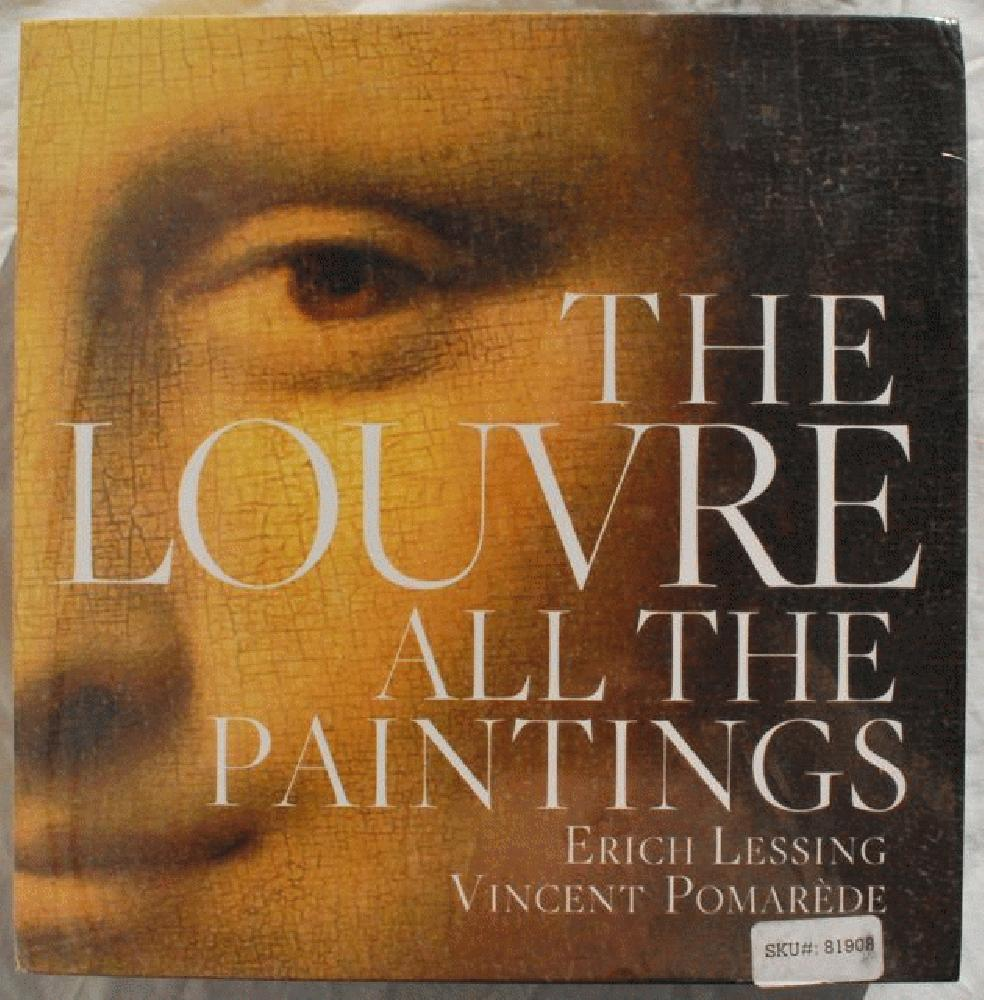 Image for Louvre: All the Paintings.