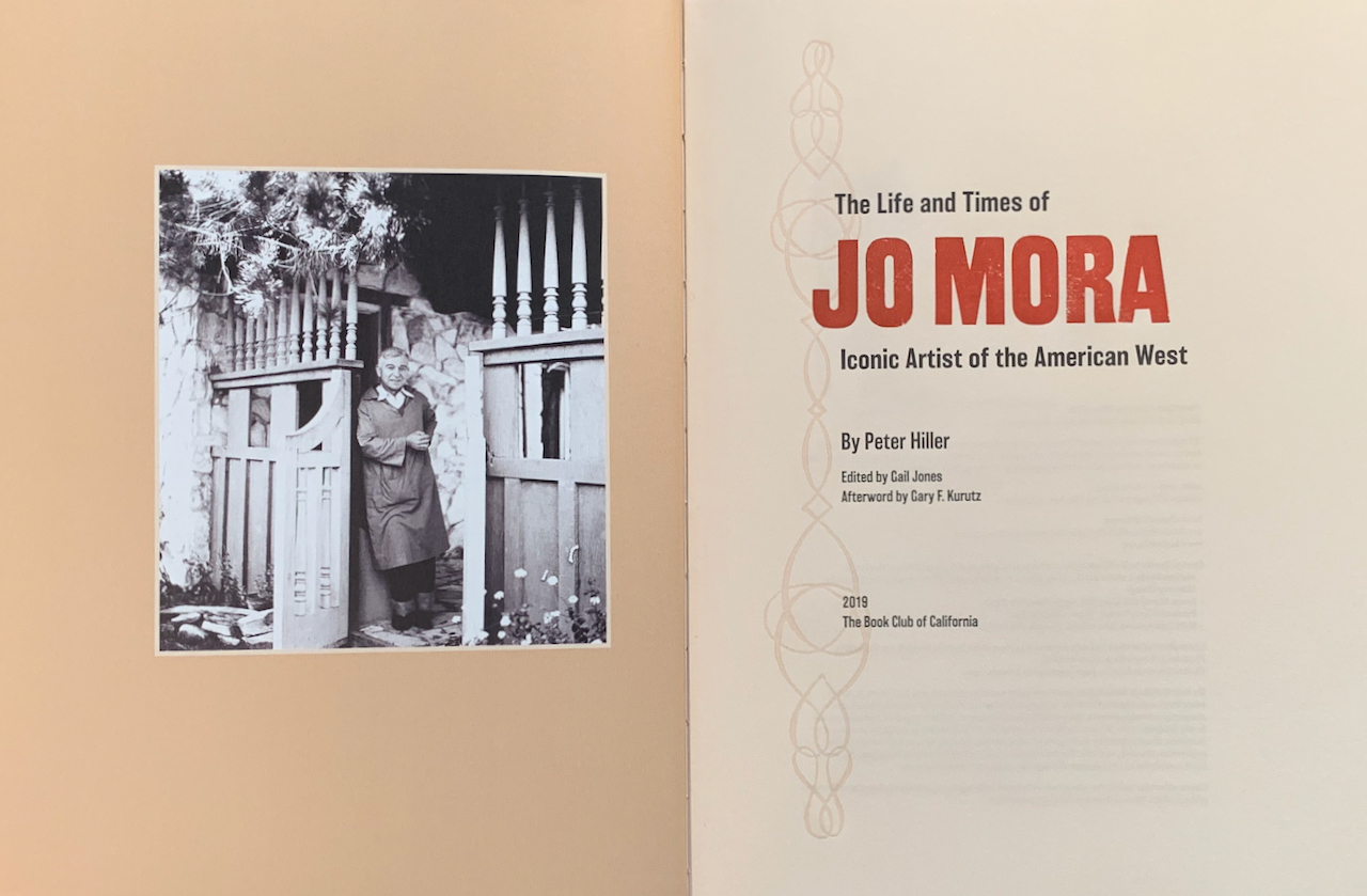 Image for The Life and Times of Jo Mora: Iconic Artist of the American West