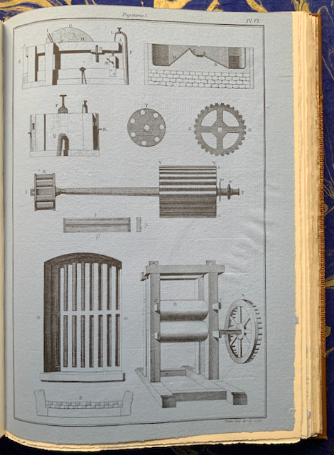 Image for The Art of Papermaking. Translated into English by Richard MacIntyre Atkinson, B.A.