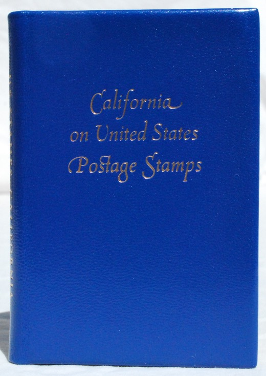 Image for California on United States Postage Stamps.