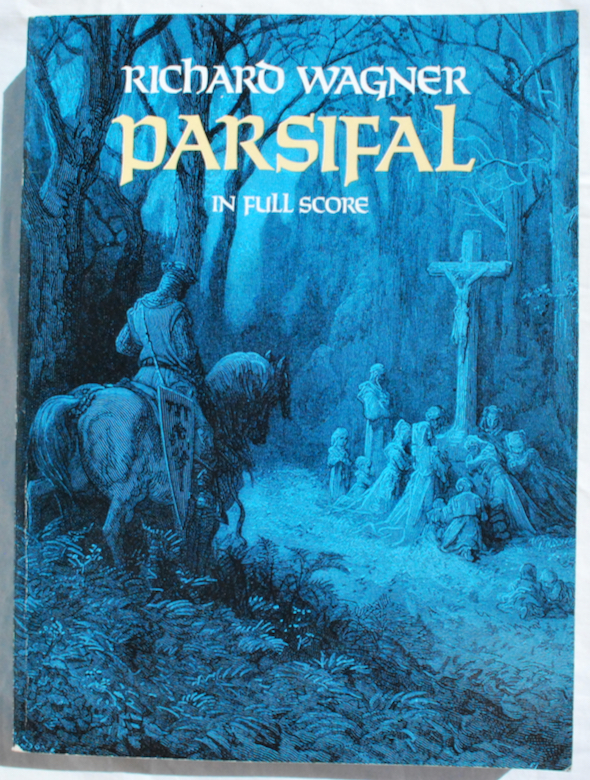 Image for Parsifal in Full Score.