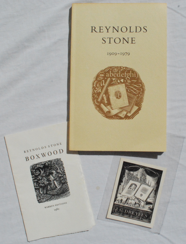 Image for Reynolds Stone, 1909-1979.  An Exhibition held in the Library of the Victoria and Albert Museum from 21 July to 31 October 1982.