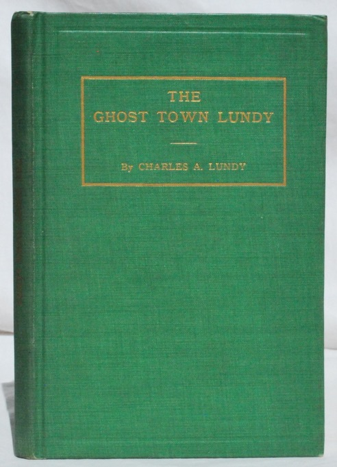 Image for The Ghost Town Lundy.