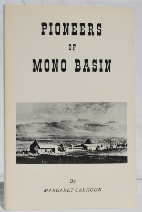 Image for Pioneers of Mono Basin.