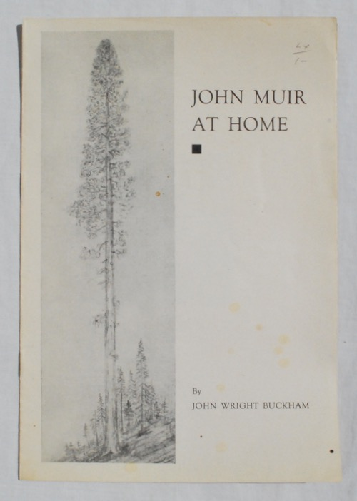 Image for John Muir at Home.