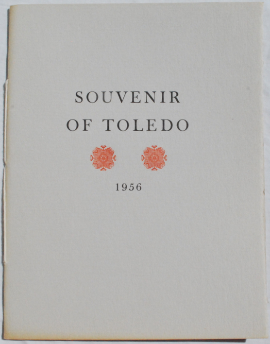 Image for A Souvenir of Toledo, 1956.