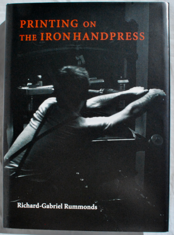 Image for Printing on the Iron Handpress