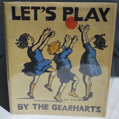 Image for Let's Play by the Gearharts.