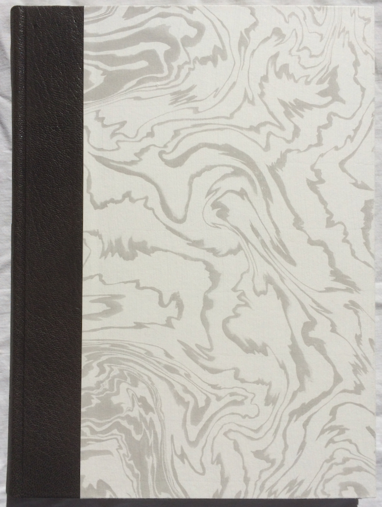 Image for Marbling at The Heyeck Press.