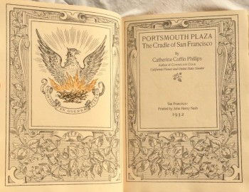 Image for Portsmouth Plaza: The Cradle of San Francisco