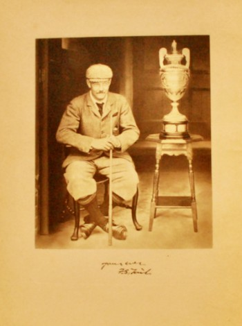 Image for F. G. Tait, A Record, Being His Life, Letters, and Golfing Diary. With an Introduction by Andrew Lang