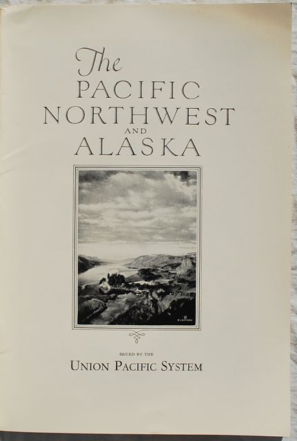 Image for The Pacific Northwest and Alaska.