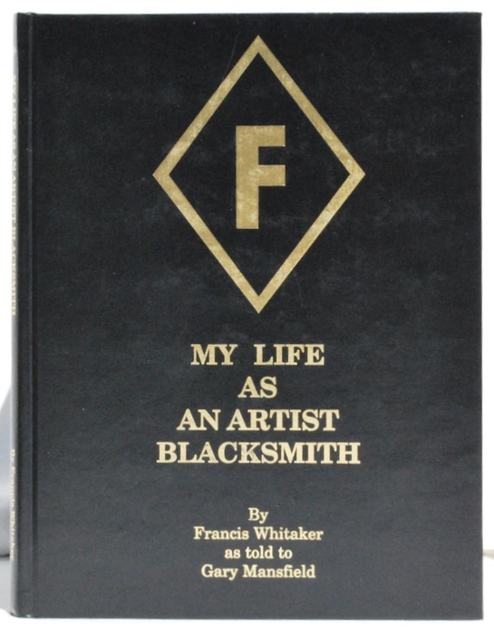 Image for My Life as an Artist Blacksmith.