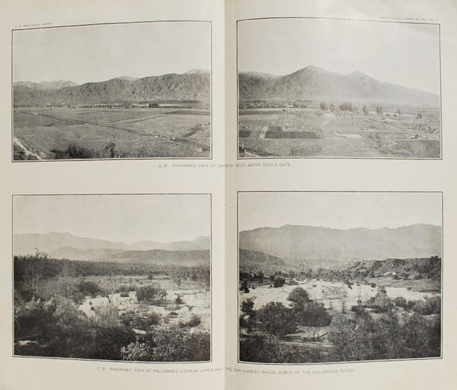 Image for Ground Waters and Irrigation Enterprises in the Foothill Belt, Southern California.