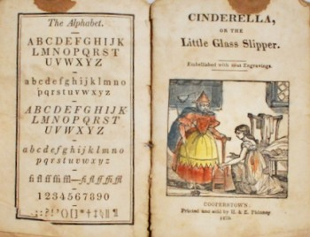 Image for Cinderella, Or The Little Glass Slipper. Embellished with Neat Engravings