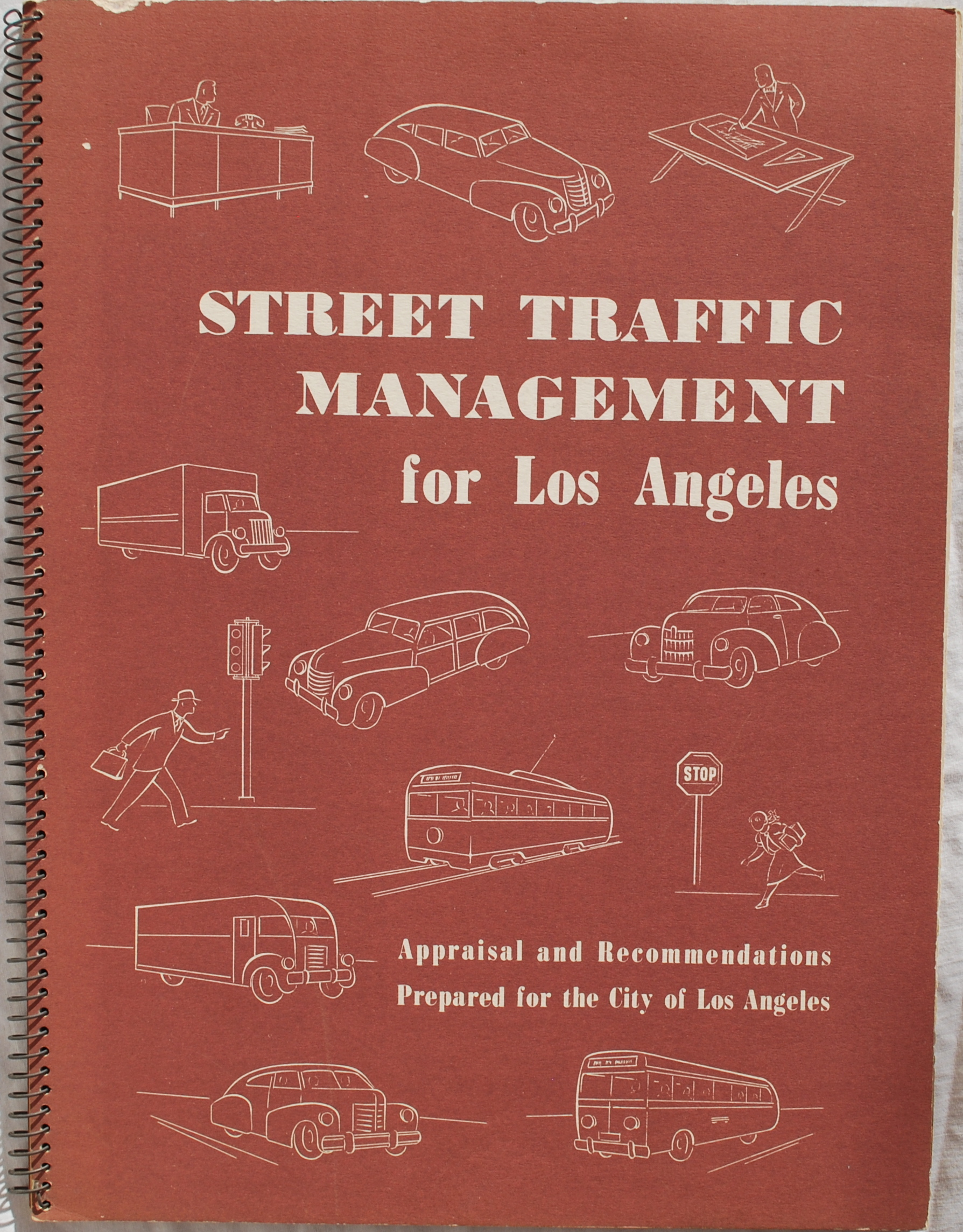 Image for Street Traffic Management for Los Angeles.