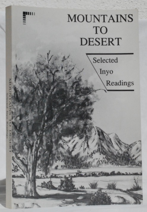 Image for Mountains to Desert: Selected Inyo Readings.