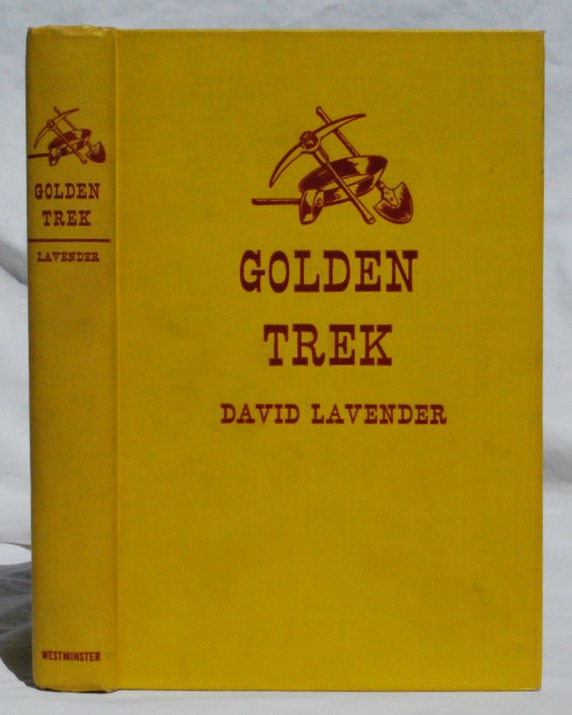 Image for Golden Trek.