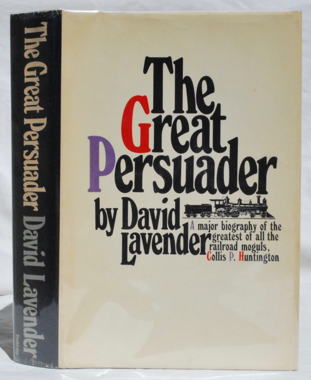 Image for The Great Persuader.