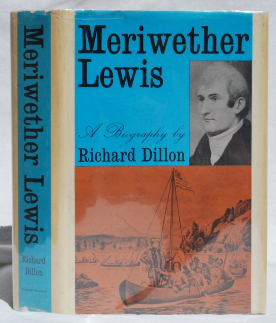 Image for Meriwether Lewis: A Biography.