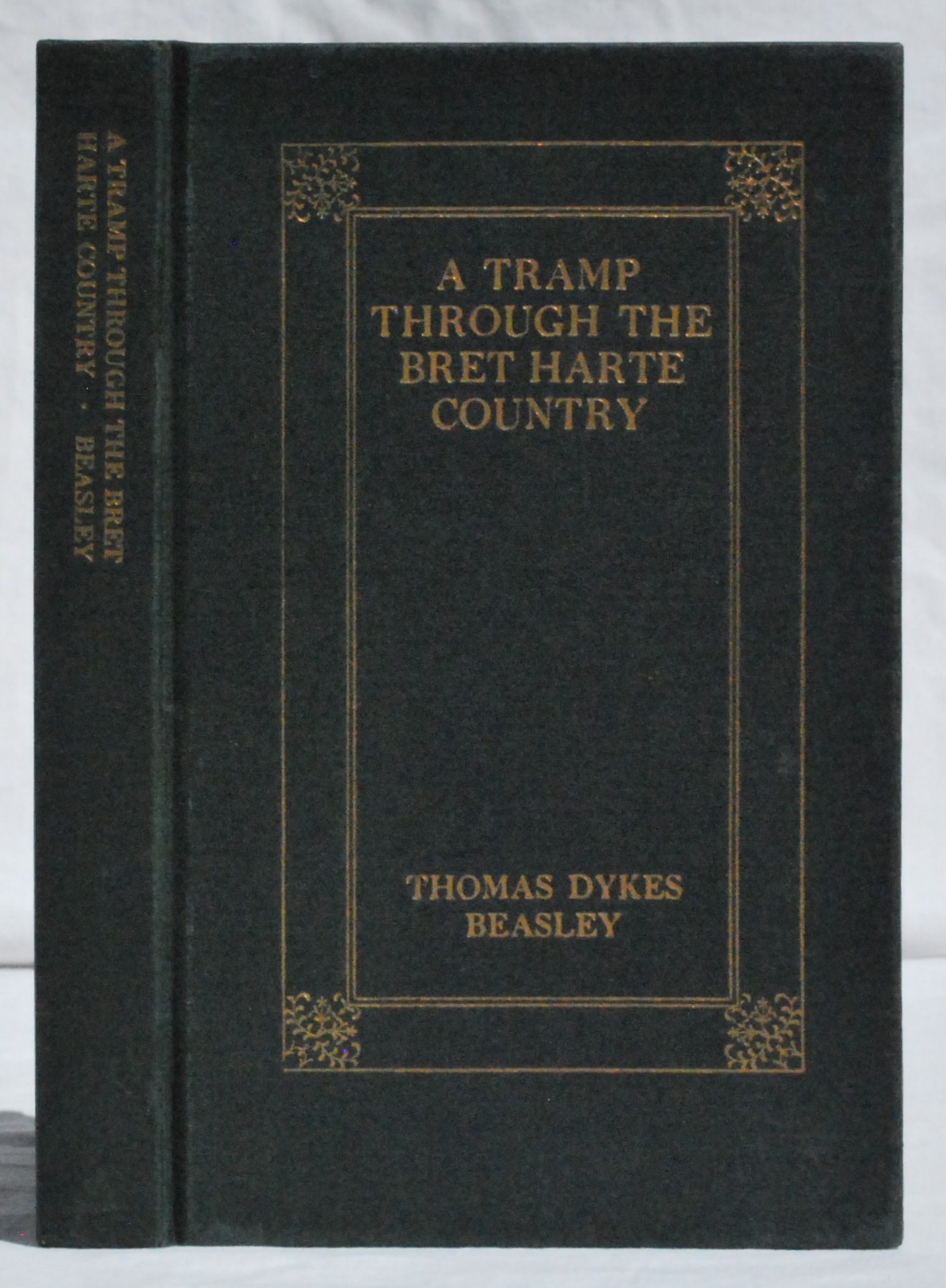 Image for A Tramp Through the Bret Harte Country.