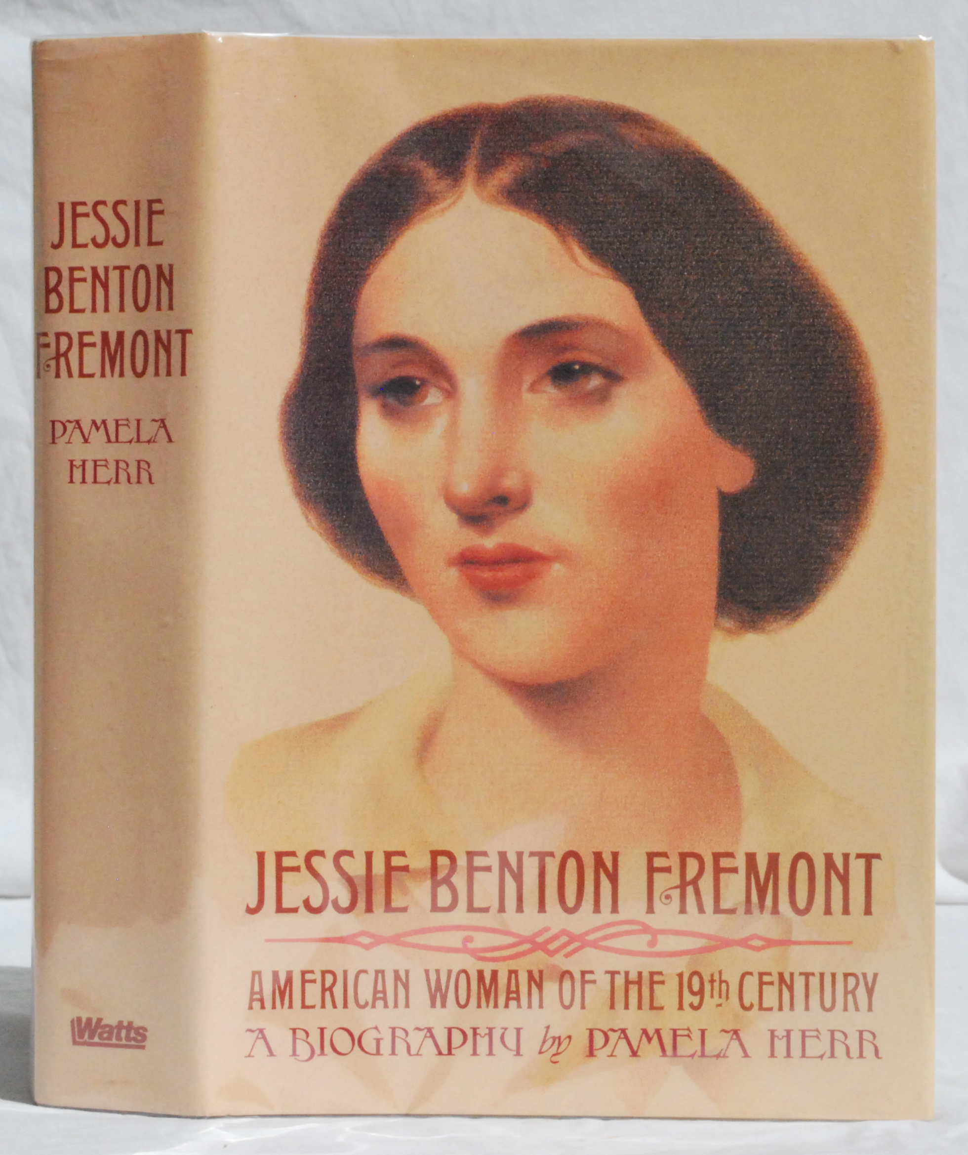 Image for Jessie Benton Fremont: A Biography.