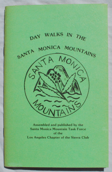 Image for Day Walks in the Santa Monica Mountains.