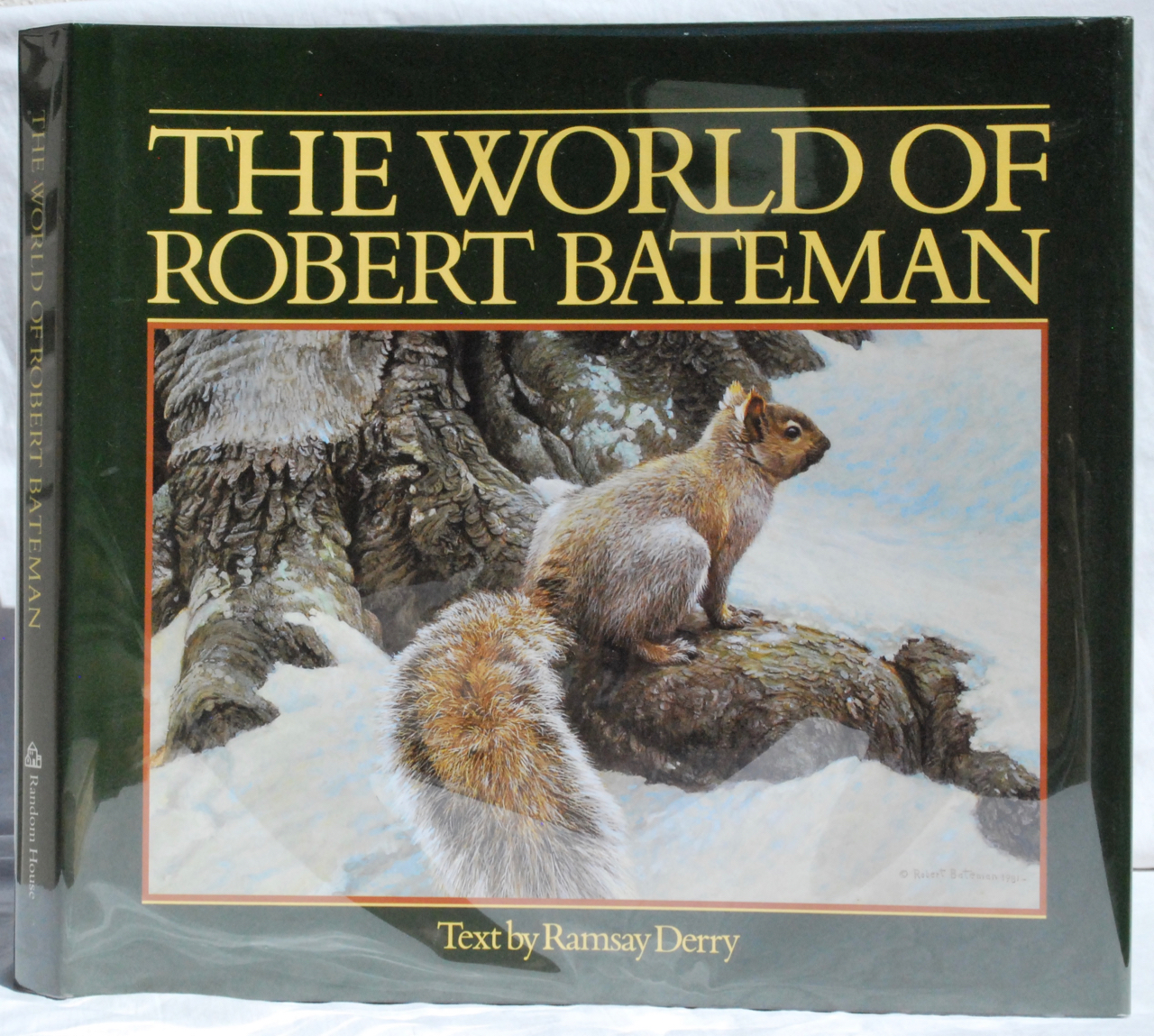 Image for The World of Robert Bateman.