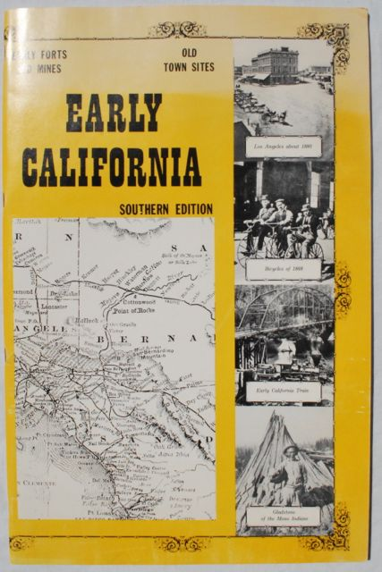 Image for Early California: Southern Edition.