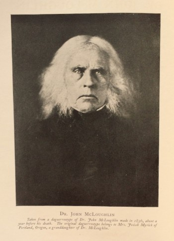 Image for Dr. John McLoughlin, the Father of Oregon