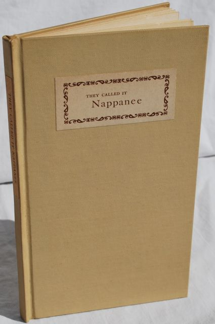 Image for They Called it Nappanee.