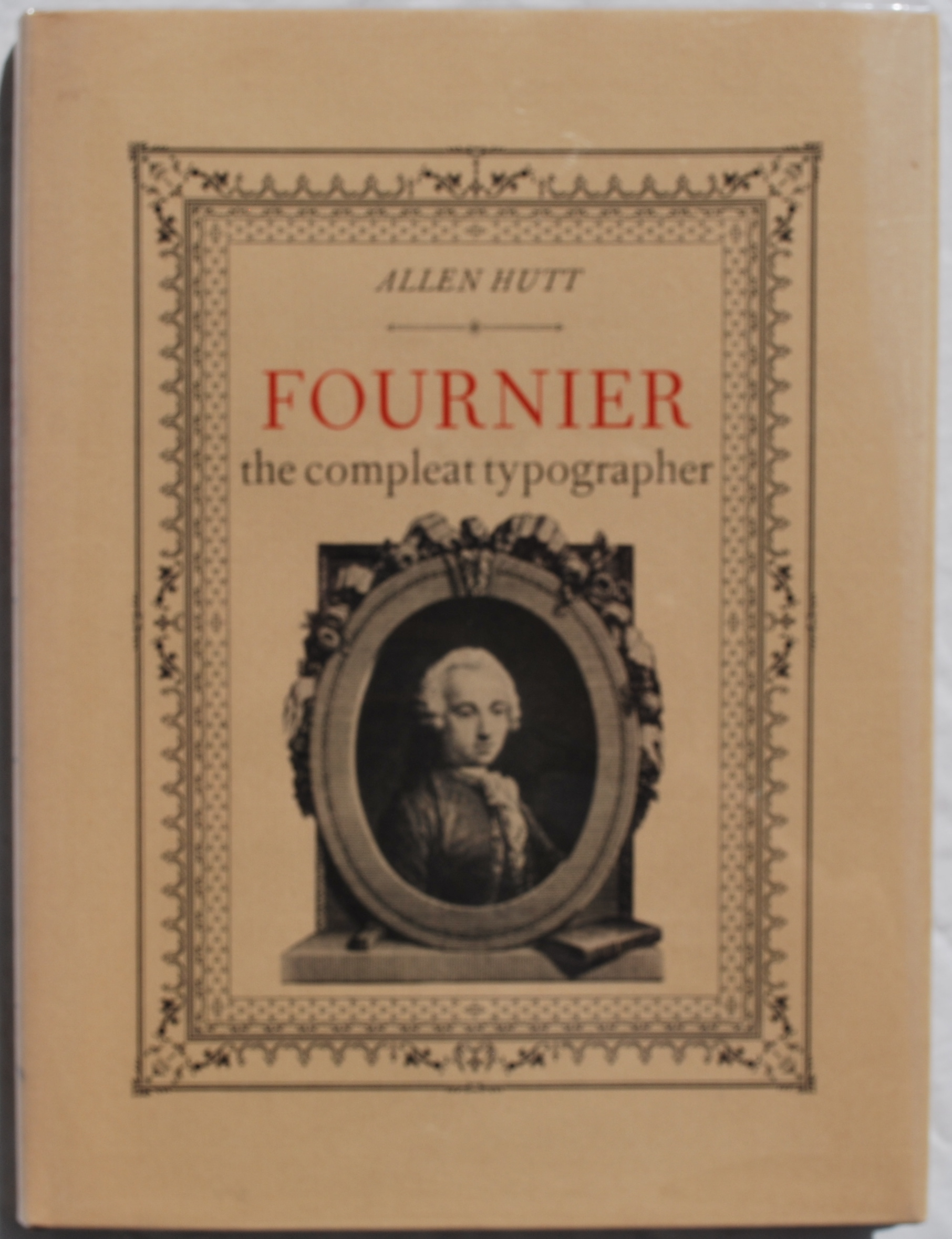 Image for Fournier: The Compleat Typographer.