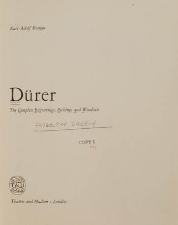 Image for Durer: The Complete Engravings, Etchings and Woodcuts