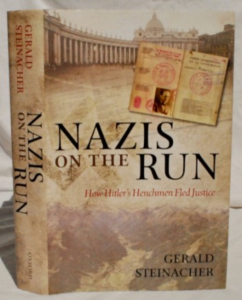 Image for Nazis on the Run: How Hitler's Henchmen Fled Justice