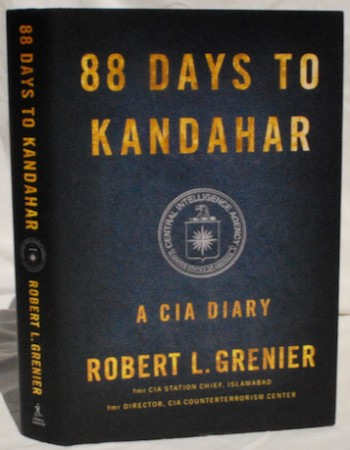 Image for 88 Days to Kandahar: A CIA Diary
