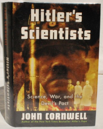 Image for Hitler's Scientists: Science, War and the Devil's Pact