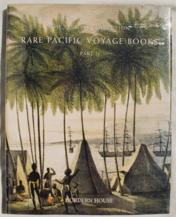 Image for The Parsons Collection, Rare Pacific Voyage Books [Parts I and II, complete]