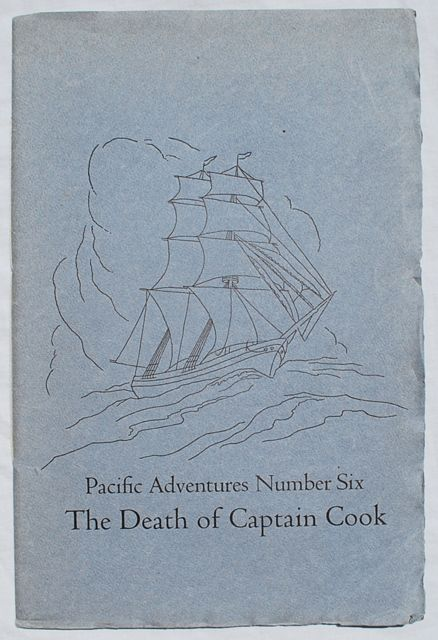 Image for The Death of Captain Cook