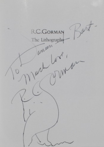 Image for R. C. Gorman: The Lithographs