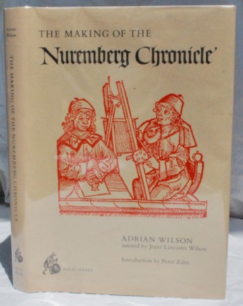 Image for The Making of the Nuremberg Chronicle