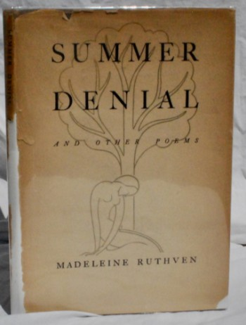 Image for Summer Denial: And Other Poems