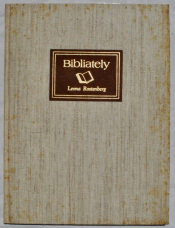 Image for Bibliately: Reprinted from The American Philatelist, January 1977 through July 1977