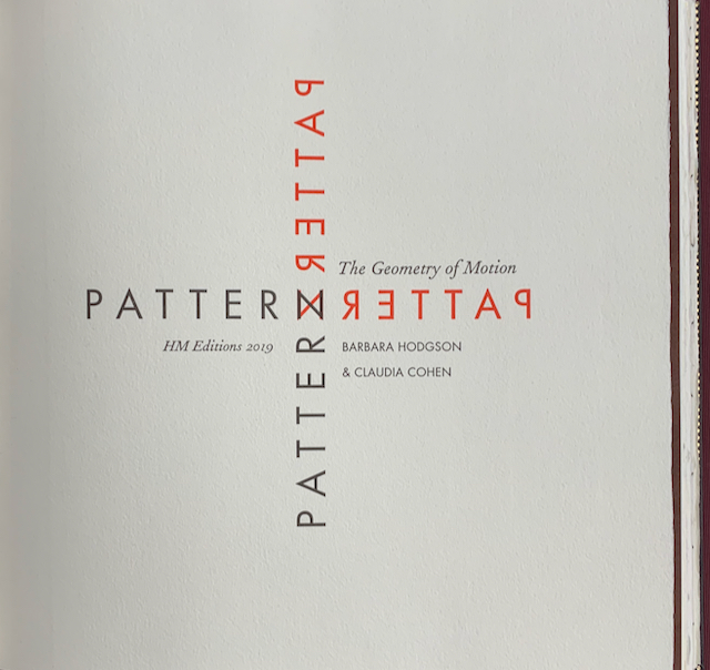 Image for PatternPattern: The Geometry of Motion