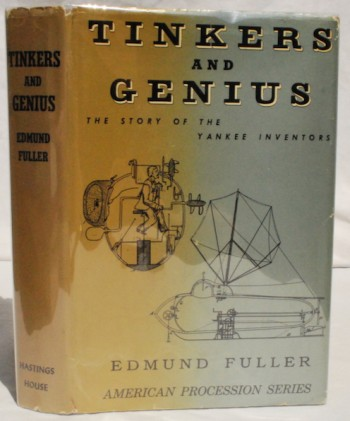 Image for Tinkers and Genius: The Story of the Yankee Inventors