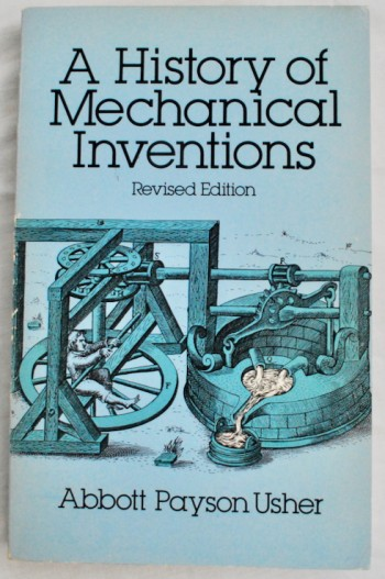 Image for A History of Mechanical Inventions
