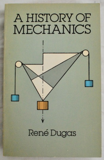 Image for A History of Mechanics