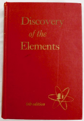 Image for Discovery of the Elements, 6th Edition