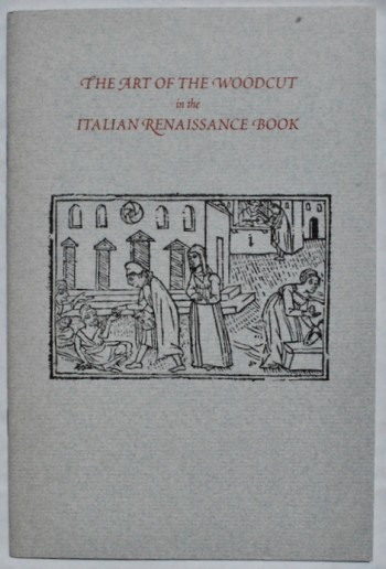 Image for The Art of the Woodcut in the Italian Renaissance Book