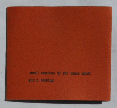 Image for Small Sessions of the Inner Spirit.